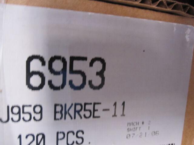 NGK SPARK PLUGS BKR5E-11 STOCK 6953 4 PACK