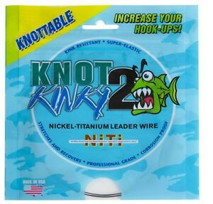 AQUATEKO-KNOT-2-KINKY-NICKLE-TITANIUM-LEADER-KNOTTABLE-WIRE-SELECT-SIZE
