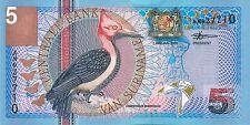 Surinam / Suriname 5 Gulden 2000 Pick 146 UNC