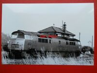 PHOTO  CLASS 52 WESTEN DIESEL LOCO NO D1048 WESTERN LADY