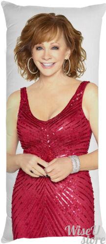 Reba McEntire Dakimakura Full Body Pillow case Pillowcase Cover