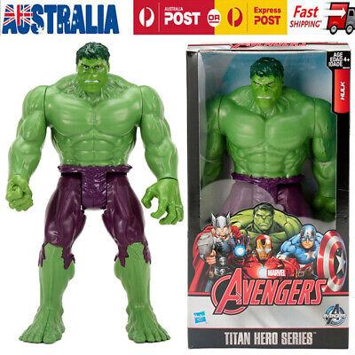 "Hulk Titan Series Avengers 12/"" Super Hero Action Figure For Kid Toy Gift US !!"