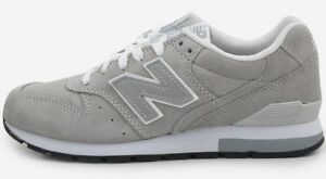 new product fa753 1d589 Details about NEW BALANCE MRL996DG Grey-White running training sneakers new