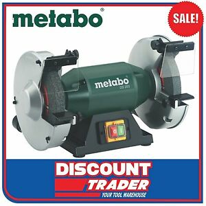Strange Details About Metabo 600 Watt 200Mm Bench Grinder Ds 200 619200000 Gmtry Best Dining Table And Chair Ideas Images Gmtryco