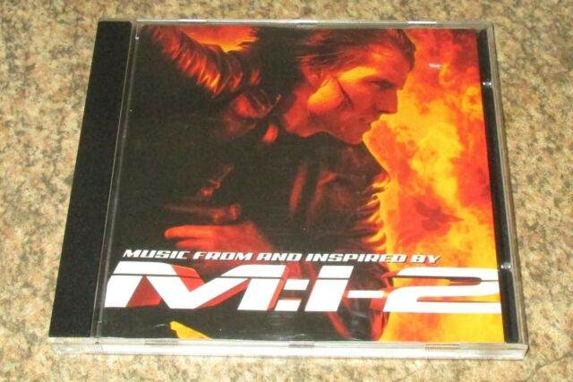 Mission: Impossible 2 - Music from the Motion Picture / 2000er