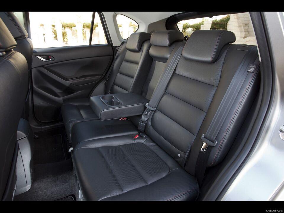 Sæde og seler, Mazda CX-5