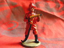 Delprado Pompier - Fireman intervention dress Bolivia 1995 - Soldat de plomb
