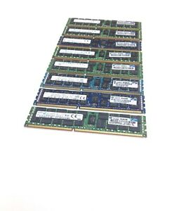 2RX4 PC3-12800R MEMORY FOR G8 672631-B21 HPE 16GB 1X16GB