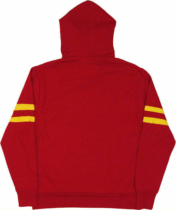 STRIPE SHELDON COOPER Pullover Hoodie NEW Official The Big Bang Theory BAZINGA