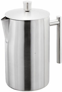 Stellar-Double-Mural-Mat-Acier-Inoxydable-12-Tasse-1-4L-Cafetiere-Cafetiere-SM13