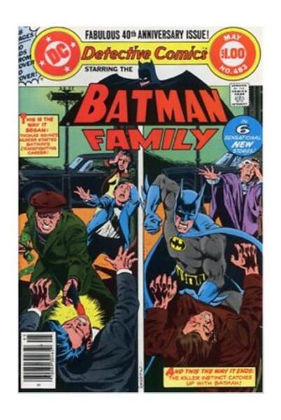 1937 DC Comics DETECTIVE COMICS #300-600 You Pick Issues SILVER AGE /& BRONZE AGE