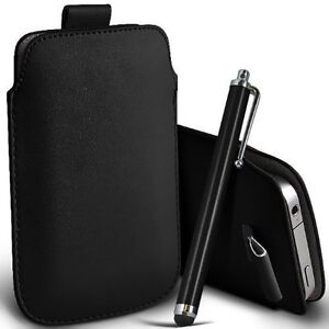 PU-Leather-Pull-Tab-Pouch-Case-XXXL-amp-Large-Pen-for-Samsung-Galaxy-S10-Plus