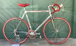 COLNAGO-MASTER-Vintage-Bicycle-58cm-1st-Gen-Gilco-S4-Campagnolo-Pantographed