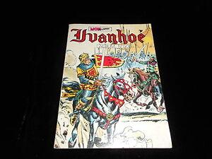 Ivanhoe-Album-50-Contains-Ivanhoe-187-188-189-Edition-Mon-Journal-1981