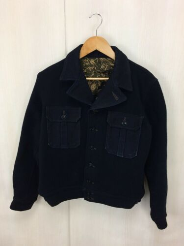 Mister Freedom Indigo Jacket SC13433 Free size Use