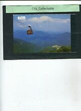P442 # MALAYSIA USED PICTURE POST CARD * GENTING HIGHLAND RESORT & CABLE CAR