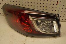 2010 2011 2012 2013 Mazda 3 Sedan Left Driver Side Tail Light OEM USED