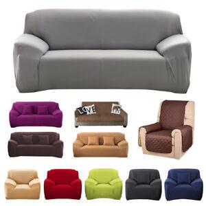 Fodera per divano a 1-2-3-4 posto Fodera per divano in tessuto elasticizzato C1
