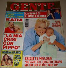 GENTE=1995/25=BRIGITTE NIELSEN=ROMINA POWER AL BANO=AMBRA ANGIOLINI=GIOIA SCOLA=
