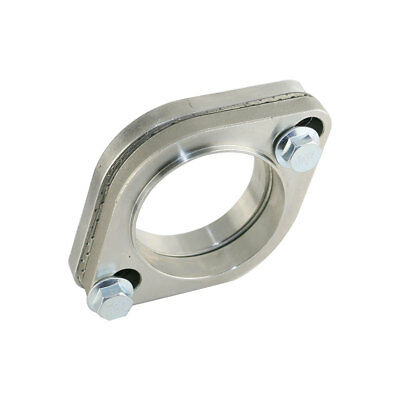 Universal Stainless Steel exhaust flange 2.3 inch for muffler and resonator
