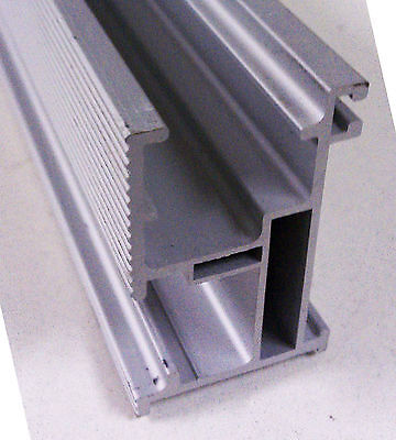 Solar panel Mounting Kit (Tin Roof) THREE panels up to 1000mm wide