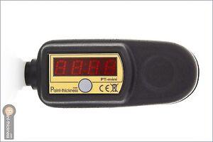 DIGITAL PAINT COATING THICKNESS GAUGE CRASH CAR TESTER PT-MINI