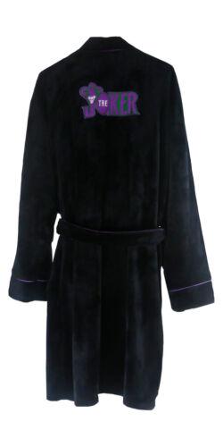 Men/'s Joker Fleecey Robe /& 2pk Sock Christmas Gift Stocking Filler Batman Comics