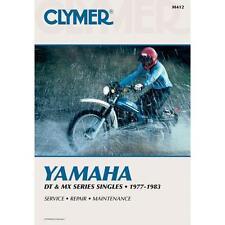 CLYMER Repair Manual for Yamaha DT100, DT125, DT175, DT250, DT400, MX100, MX175