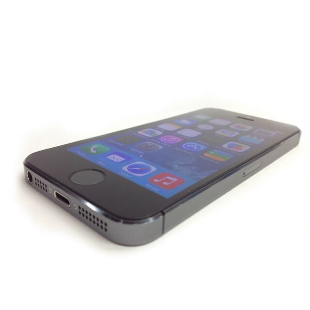 APPLE IPHONE 5S | 16GB | SPACE GRAY | REFURBISHED | MULTIPLE CARRIERS