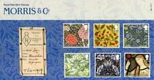GB 2011 MORRIS & CO PRESENTATION PACK No.456 SG:3181-3186  MINT STAMP SET PACK
