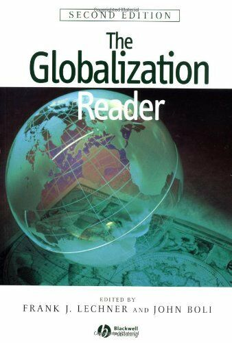 The Globalization Reader Paperback Book The Cheap Fast Free Post