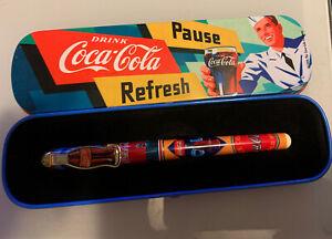 Coca Cola Ball Point Pen