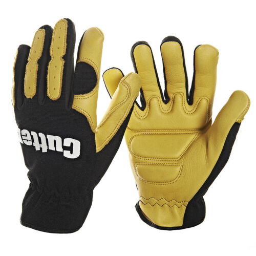 Gardening Durable Tough Safety CW700 Cutter Strimmer /& Trimmer Gloves