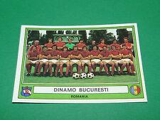 PANINI EURO FOOTBALL 78 N°218 DINAMO BUCURESTI ROUMANIE ROMANIA 1977-1978