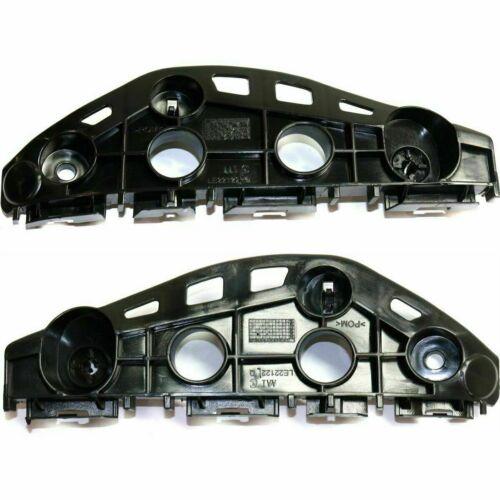 New Front Bumper Retainer Side Cover Set of 2 LH /& RH Side Fits Lexus ES300h