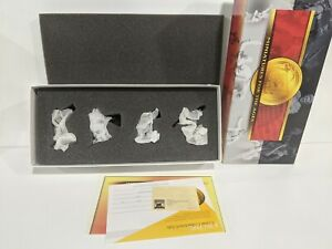 Conte-WWII-013-034-U-S-Airborne-Attacking-034-4-Figure-Set-Pewter-A