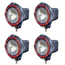 4 Inches 4x4 Off Road 6000k 55w Xenon Hid Fog Lamp Light 4pcs Spot Light 4 Lp 4s