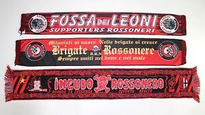 AC-Milan-Sciarpa-Sciarpe-FOSSA-DEI-LEONI-BRIGATE-ROSSONERE-SCIARPA-INCUBO-Ultras