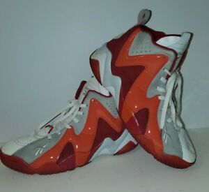 Reebok-Kamikaze-Ghost-Of-Christmas-Past-Basketball-Shoes-Sz-13-Shawn-Kemp-Sonics