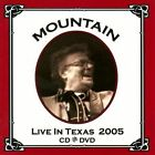 Live in Texas 2005 by Mountain (CD, Oct-2010, 2 Discs, Floating World)