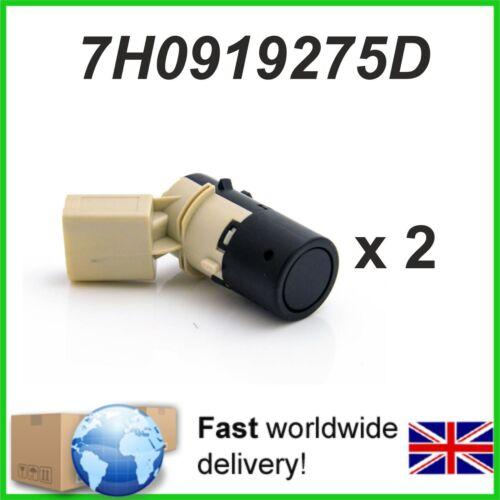 2 X Parking Sensor PDC AUDI A3 S3 A4 S4 RS4 A6 S6 RS6-7H0919275D