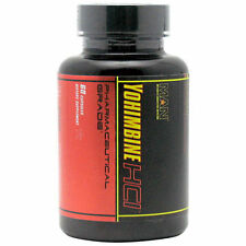 Man Sports Yohimbine HCL 60 Capsules Pharmaceutical Grade Fat Loss Fat Burner