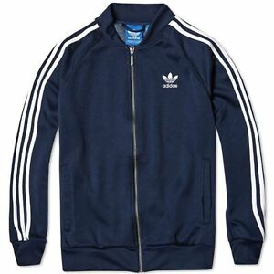 Image is loading Adidas-Originals-Mens-Superstar-Track-Jacket-Tracksuit-Top-