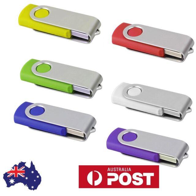 Wholesale/Lot/Bulk ( 10 PACK ) USB 2.0 Flash Drive Memory Stick Thumb U Disk