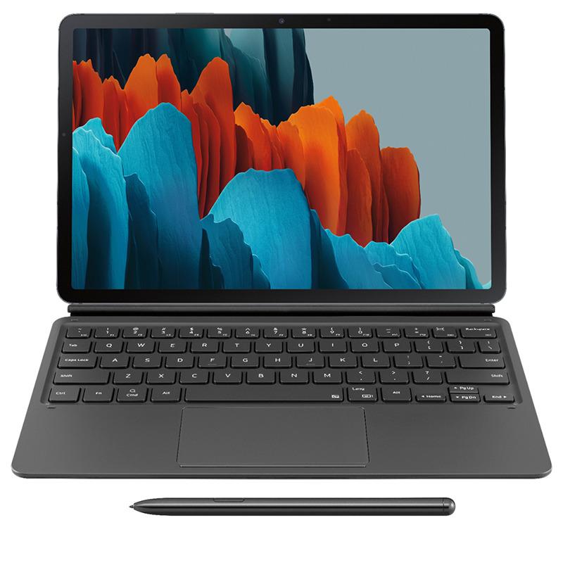 Samsung Galaxy Tab S7 128GB Mystic Black SM-T870NZKYXAR Includes Keyboard. Buy it now for 549.00