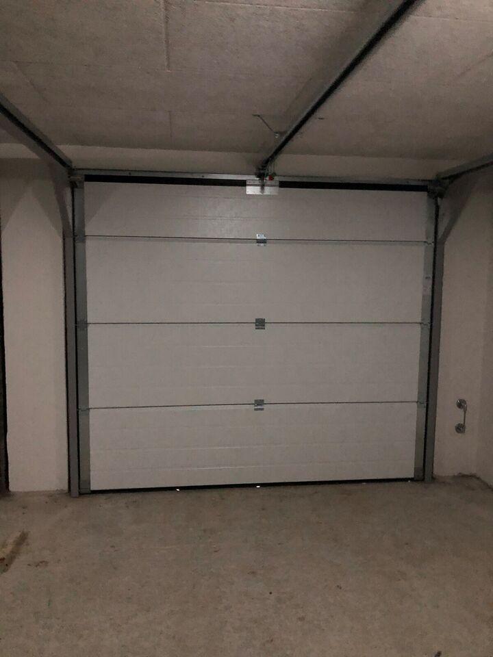 Garageport, Lindab, b: 295 h: 221