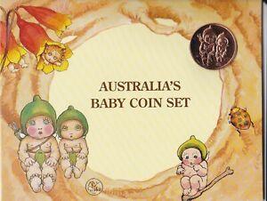 CB715-Australia-1997-RAM-Australia-039-s-Baby-Coin-Set-Unc-In-original-packaging