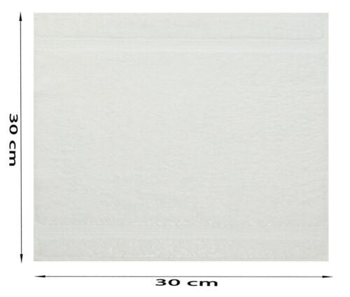 Betz set of 10 lavette Premium measures 30 x 30 cm 100/% Cotton Old Pink Color