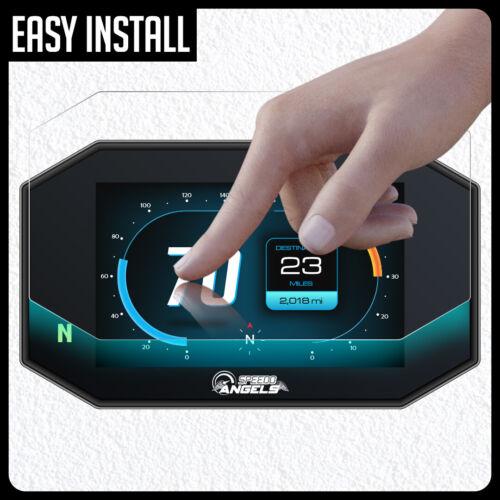 2 x Anti-Glare HARLEY DAVIDSON Boom Dasboard Screen Protector Box GTS 2019