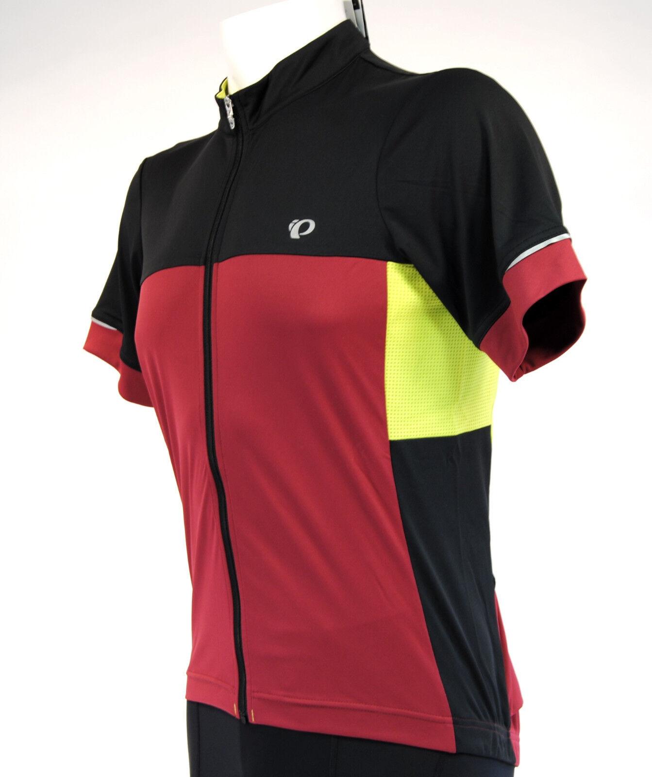 Pearl Izumi 2016 Elite Escape Cycling Jersey Tibetan Lime, Large